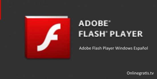 flash player gratis en español